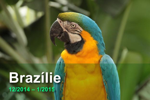 Cestovatelské přednášky - Brazílie
