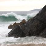 Cestovatelské přednášky - Irsko - Vlny v moři