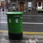 Cestovatelské přednášky - Irsko - Poštovní schránka