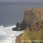 Cestovatelské přednášky - Irsko - Útesy