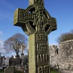 Cestovatelské přednášky - Irsko - Keltský kříž