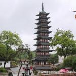 Cestovatelské přednášky - Jihovýchodní Čína - Pagoda