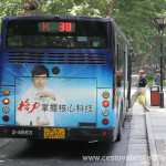 Cestovatelské přednášky - Jihovýchodní Čína - Jackie Chan