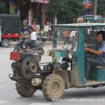 Cestovatelské přednášky - Jihovýchodní Čína - Místní doprava