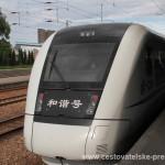 Cestovatelské přednášky - Jihovýchodní Čína - Rychlovlak