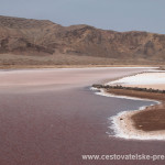 Cestovatelské přednášky - Kapverdy - Solné jezero