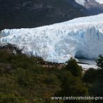 Cestovatelské přednášky - Patagonie - Ledovec