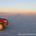 Cestovatelské přednášky - Severní Chile - Solná pláň Salar Uyuni