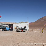 Cestovatelské přednášky - Severní Chile - Hraniční přechod