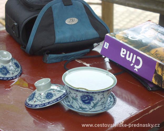 Cestovatelské přednášky - Střední Čína