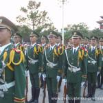 Cestovatelské přednášky - Střední Čína - Hradní stráž