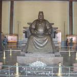 Cestovatelské přednášky - Střední Čína - Hrobky