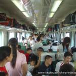 Cestovatelské přednášky - Střední Čína - Cesta vlakem