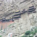 Cestovatelské přednášky - Střední Čína - Klášter na skále